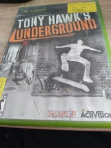 MicroSoft XBox Tony Hawk's Underground image 1