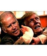 Lot of 5 Donald Trump Vs. Joe Biden custom parody baseball cards 2020 pr... - $9.74