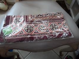 Vera Bradley Medallion silk scarf  - $23.50