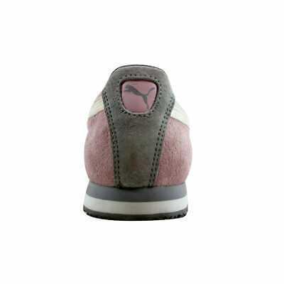 Puma Roma Pigskin EXT Cradle Pink/Vapor Blue-White 341959 17 Women's SZ 6
