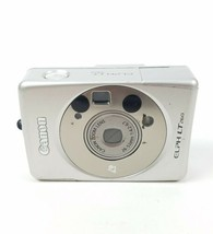Canon Elph LT260 Zoom Lens Camera Aps Film Untested For Parts - $12.13