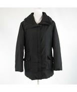 Black MACKINTOSH NEW ENGLAND long sleeve coat L - $74.99
