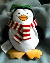 FLEECE BLANKET STUFFED IN PENGUIN PILLOW - $64.74