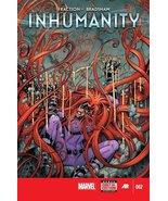 Inhumanity #2 [Comic] [Jan 01, 2014] - $1.95