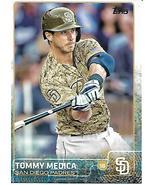 Baseball Card- Tommy Medica 2015 Topps #170 - $1.00