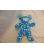 15 Inch Blue Rabbit Teddy Mountain Plush - $35.00