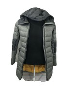 Lole Jacket Gray Winter Parka Down Puffer Coat Women's Small Ski Fashion... - $79.99