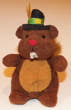 "Russ Chip Chipmunk Squirrel Plush 6"" Stuffed Animal Toy Pilgrim Thanksgi... - $19.30"