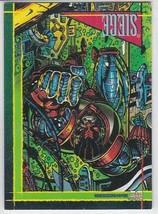 M) 1993 Marvel Comics Skybox Trading Card #3 Siege - $1.97