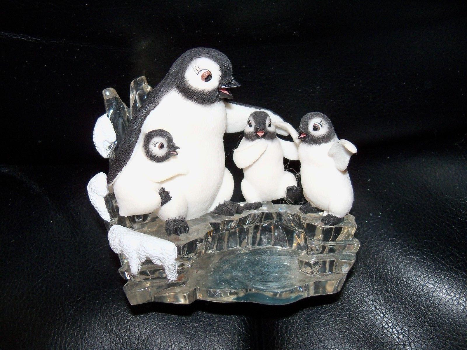 "Watch This Mom  ""Arctic Escapades"" Hamilton Collection Polar Playmate EUC - $35.20"
