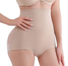 Beige Women Thin Seamless Tummy Control Underwear Summer Slimming Body S... - $31.70