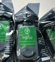 PG-30 Black Ink Cartridge for Canon PIXMA iP2600 MX310 MX300 MP210 MP190 iP1900 - $49.45