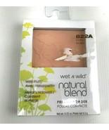 Wet n Wild Natural Blend pressed powder 822A Ivory NIP - $8.00