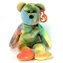 Beanie Baby TY Plush Garcia Style 4051 PVC Pellets 1995 Mint - $23.76