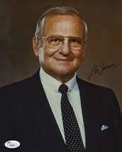 Lee Iacocca Signed 8x10 Photo Certified Authentic JSA COA - $296.99