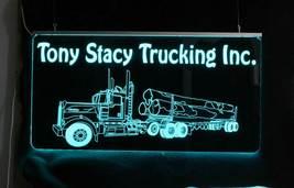 Custom Logging Truck Sign, Garage Sign,  Man Cave Sign image 8