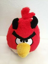 """Commonwealth Angry Birds Red Devil Small Plush Stuffed Animal 5"""" - $14.83"""
