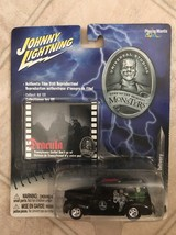 Johnny Lightning Universal Studios Monsters Dracula 1940 Ford Panel Delivery NIP - $9.90