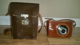 2 Vintage Cameras ARGUS and CINE KODAK EIGHT - $35.63
