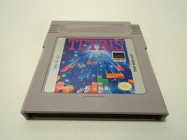 TETRIS Original - For Nintendo Game Boy, 1989 - Authentic - Free Shipping - $9.89
