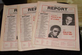 Metropolitan Report January 23 1984 Trevor Horn D.St. Machinations + - $14.99