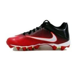 Nike Vapor Shark 2 Fastflex Cleats Mens 833391-610 Size 13 Red/Black/White New - $33.24