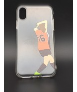 """FCMSC017 "" CLEAR SPORTS IPHONE CASES - $16.98"