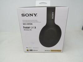 Sony h.ear on 3 Wireless Noise Canceling Headphones Black WH-H910N #3  AP19 - $142.49