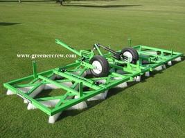Golf Fairways Groomer Heavy Sand Applications, Core Busting, Bermuda Grass  - $6,241.00
