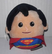 Superman Hallmark Fluffballs Christmas Ornament Decoration NEW NWT DC Co... - $3.95