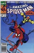 Amazing Spiderman #352 ORIGINAL Vintage 1991 Marvel Comics Nova - $9.89