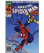 Amazing Spiderman #352 ORIGINAL Vintage 1991 Marvel Comics Nova - $9.49