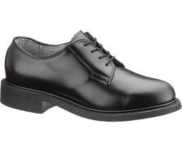 Bates  00769 women's Leather Uniform Oxford shoes  Black Size 9.5 EW - $49.49