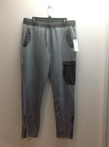 Calvin Klein Performance Sweat Pants, Medium Grey Heather, Sz XL - $29.69
