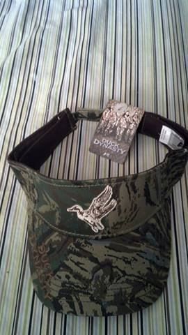 Duck Dynasty Embroidered Cap