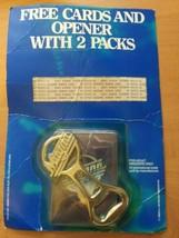 R.J. Reynolds Tobacco Co Magna Promotional Deck Cards & Opener 1988 - $19.80