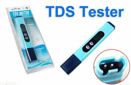 Mini Digital LCD TDS Meter Tester Water Quality Filter Pen Stick 0-9999 PPM - $18.33 CAD