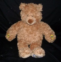 Build A Bear Brown Teddy 2007 Talk & Play Jc Penny Stuffed Animal Plush Toy Babw - $14.03
