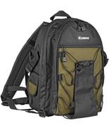 Canon - 200EG -DSLR Camera Backpack for EOS 70D 6D 5D Mark III Rebel T5i... - $74.20