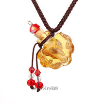 Creative Perfume Bottle Necklace >> Combined Shipping << (7270) - $6.88