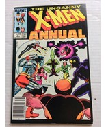 The Uncanny X-Men Annual #7 Marvel Comic Book 1983 VF 8.0 Condition - $4.54