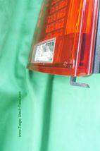 08-13 Cadillac CTS 4 door Sedan LED Rear Tail Light Lamp Driver Left Side - LH image 8