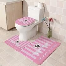 Hot Victoria's_Secret161 Toilet Set Anti Slip Good For Decoration Your Bathroom  - $20.09