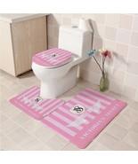 Hot Victoria's_Secret161 Toilet Set Anti Slip Good For Decoration Your B... - $20.09