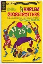 Harlem Globetrotters #4 1972-world famous basketball team-Hanna-Barbera VG - $31.53