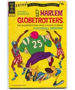 Harlem Globetrotters #4 1972-world famous basketball team-Hanna-Barbera VG - $31.53