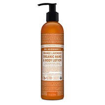 Dr. Bronner's & All-One Organic Lotion for Hands & Body, Orange Lavender... - $12.74
