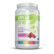 Vega All-In-One Nutritional Shake Mixed Berry -- 30 oz - 2pc - $188.09