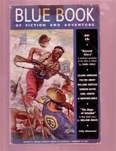 BLUE BOOK-5/1938 PULP-KIOGA OF THE LAND UNKNOWN-BRIGGS VG - $42.44