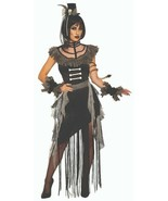 Forum Novelties Madame Hex Voodoo Witch Doctor Adult Halloween Costume 8... - £32.24 GBP